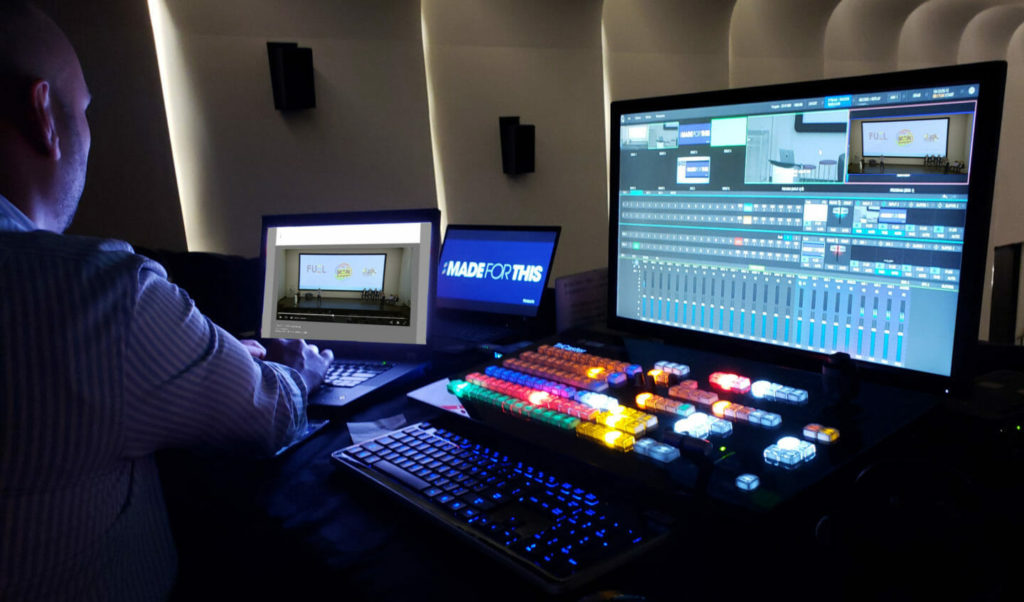 A/V Production - Fengate - Made for this event - LiVECAST.ca A/V Production