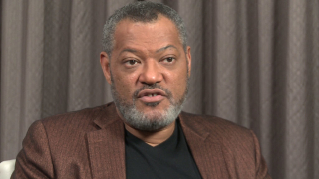 LiVECAST.ca - Laurence Fishburne - Press Junket (he's a jerk)