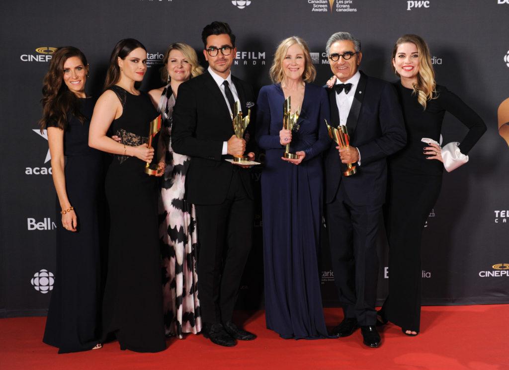 Canadian Screen Awards Press Room - LiVECAST.ca  A/V Production