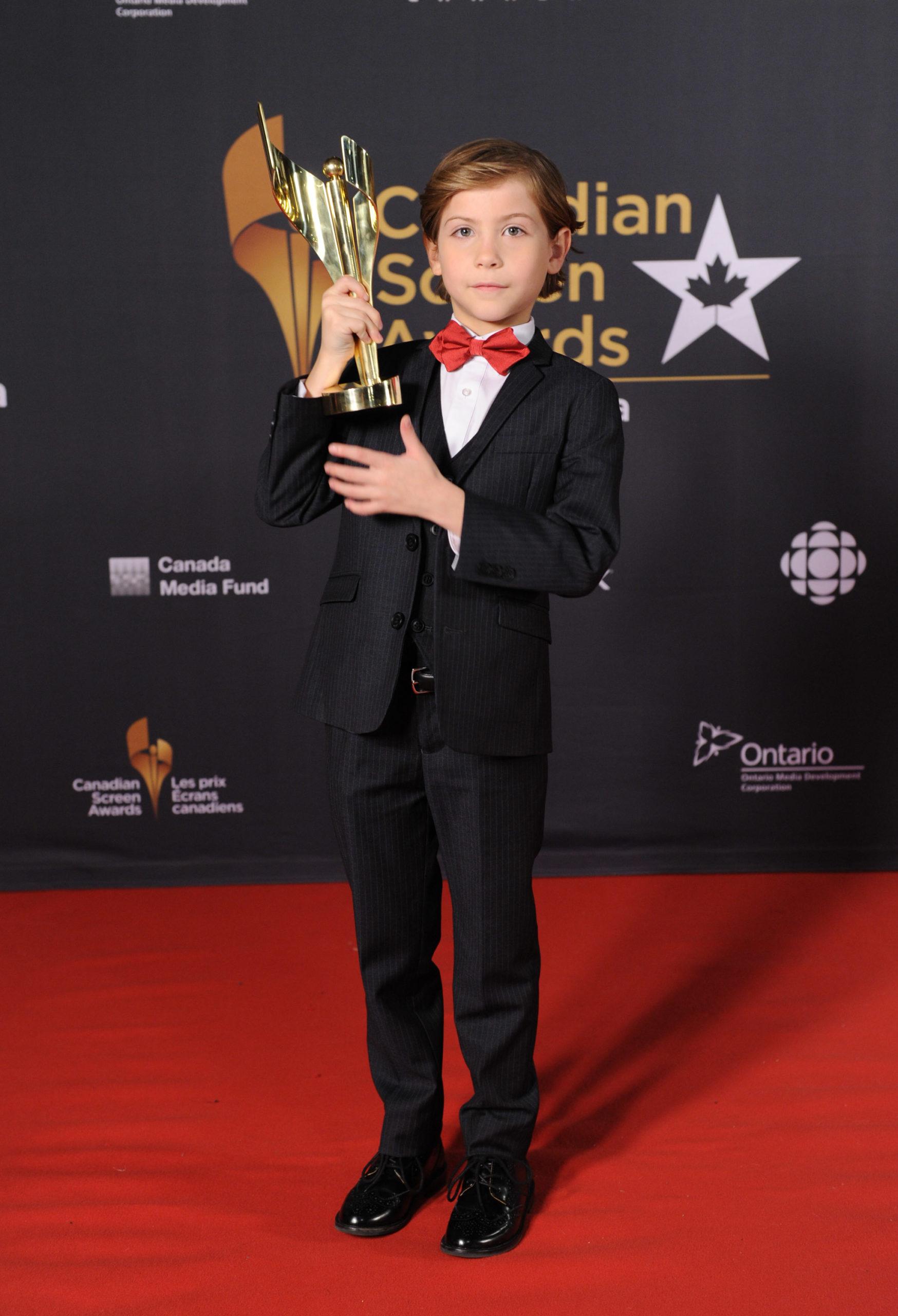 LiVECAST.ca - Canadian Screen Awards - Press Room