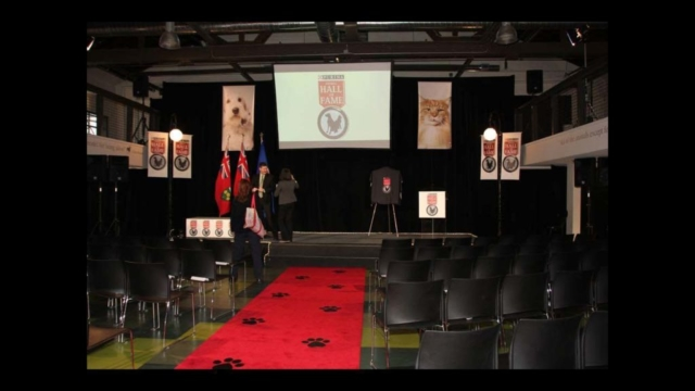 LiVECAST.ca - Purina Animal Hall of Fame