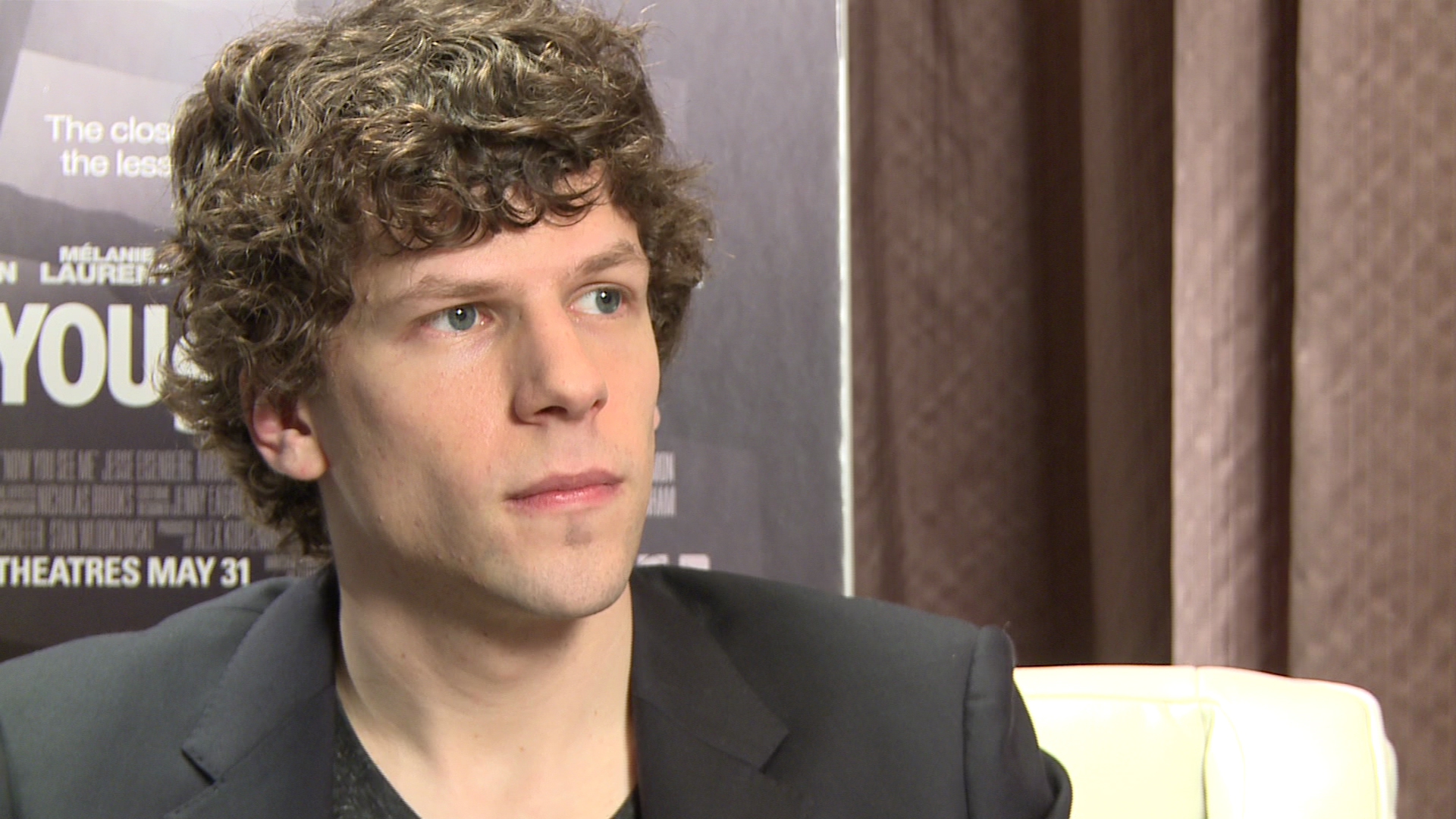 LiVECAST.ca -now you see me - Press Junket