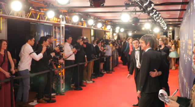 LiVECAST.ca - Canadian Screen Awards - Red Carpet (we were streaming live)